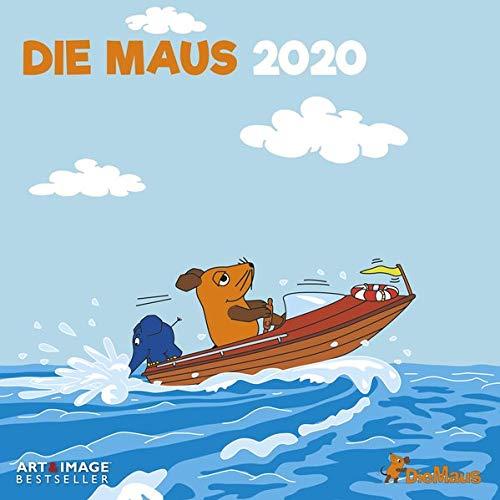 Der Kalender mit der Maus 2020 A&I