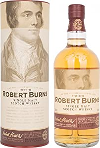 Arran Robert Burns Single Malt Scotch Whisky, 70 cl from ARRAN
