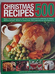 500 Christmas Recipes
