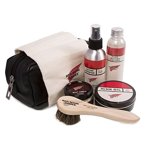 Red Wing Shoes Red Wing Luxus Schuh und Stiefel Pflege set kit