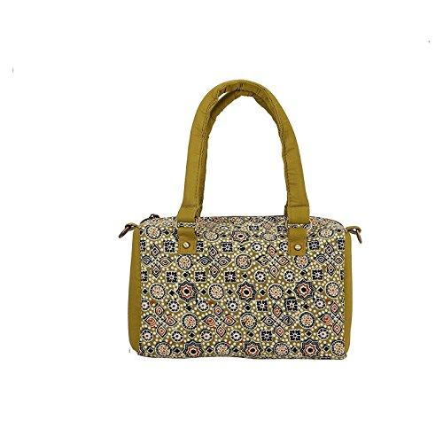 Trendy cotton duffle handbag ( BGD2)