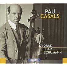 Dvorak, Elgar, Schumann