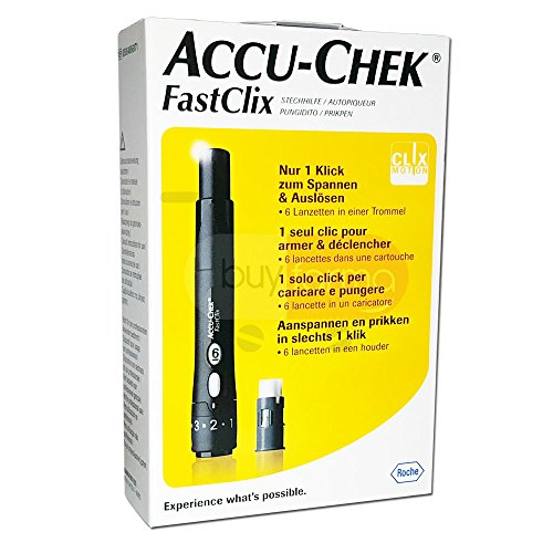 lancing-pen-for-diabetics-with-charger-6-hands-fastclix-by-accu-chek