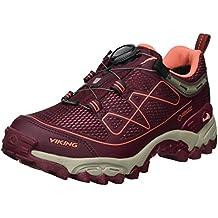 Viking Anaconda Boa Iv Gtx - Zapatos de Low Rise Senderismo Mujer