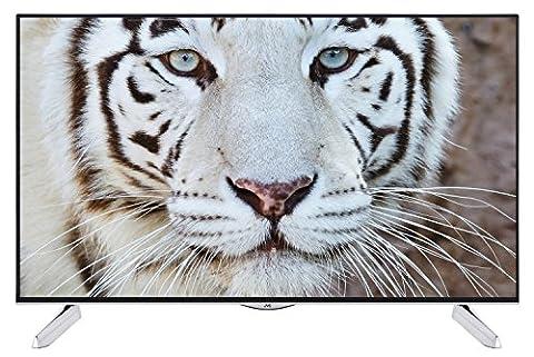 JVC LT-55VU72A 140 cm (55 Zoll) Fernseher (4K Ultra HD, Triple Tuner, Smart TV)