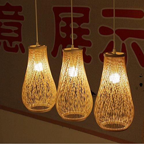3 Cinese leggera e creativa moderno minimalista americano scala mediterranea si illumina lampade a Sospensione,3Disco combinato unità di aspirazione