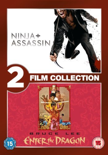 Ninja Assasin/Enter the Dragon Double Pack [DVD] [2012] by Rain
