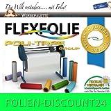 FLEXFOLIE BÜGELFOLIE 1 METER x 500mm POLI-FLEX PREMIUM NEON GRÜN 441