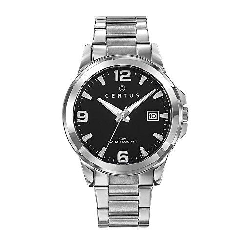 Certus Herren-Armbanduhr 616439