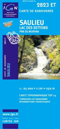 2823et Saulieu/Lac des Settons