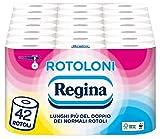 Regina Carta Igienica Rotoloni - Pacco da 42 rotoli