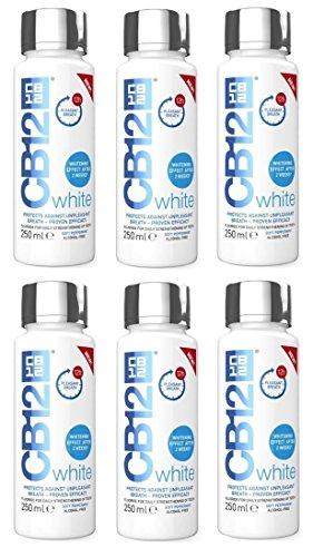 CB12 White Mouthwash 250ml (6)