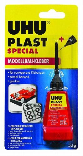 uhu-45885-plast-spezial-modellbaukleber-30-g-mit-feindosierspitze