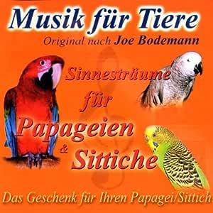 Musik Für Tiere-Papageien - Various, Zumdieck, Helge