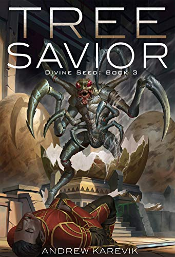 Tree Savior: A Dungeon Core Epic (Divine Seed Book 3) (English Edition)