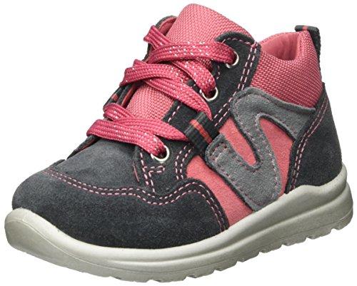 Superfit Laurie, Chaussures Bébé Marche Bébé Fille - Rose (Kitty 66), 22 EU