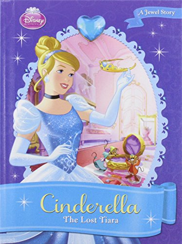 Tiara: The Lost Tiara (Disney Princess) (Disney Cinderella Kind Tiara)