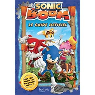 Sonic - Le guide officiel Sonic Boom