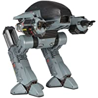 NECA 42055 Robocop ED-209 Fully Poseable Deluxe Action Figure with Sound, 25 cm