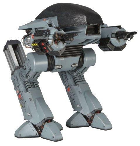 Neca 42055 - Figura de acción (42055) - Figura Robocop Ed-209 con sonido (25cm)