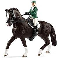 Schleich - 2542358 Cavallerizza Salto Ad Ostacoli con Cavallo
