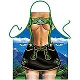 Alpengirl Schürze für Grill und Küche