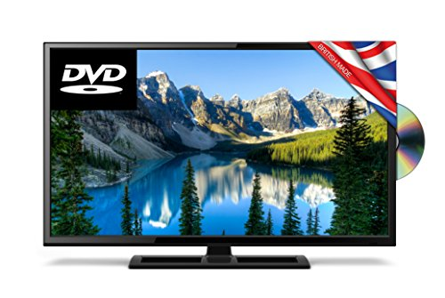 Cello C28227FT2 28-Inch HD Ready LED Digital TV with Built-in DVD Player - Black