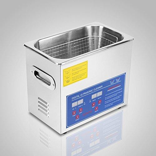 Jakan liquido per pulizia in acciaio inox per Digital ultrasuoni
