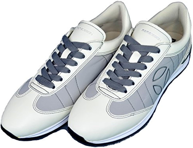 Scarpe Uomo Momo Design Design Design Sneackers Men -Grigio-41 | Economico  | Uomini/Donna Scarpa  02a542