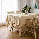 Rayado bordado rectangular arte impermeable antideslizante mesa de centro antideslizante mantel - bordado de piedra_135 * 250