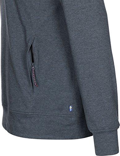Fjällräven Herren High Coast Hoodie Pullover & Sweatshirts Grau Meliert