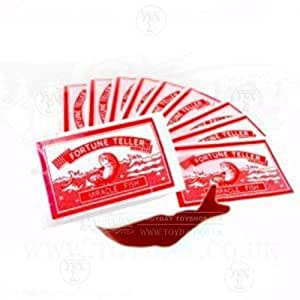 Pack of 100 Fortune Telling Fish