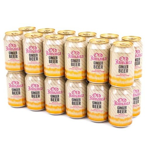 Old Jamaica - Ginger Beer 24 x 330 ml (Ginger Beer Jamaica)