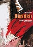 Cover of: Carmen : Klavierauszug (dt/fr) | Georges Bizet