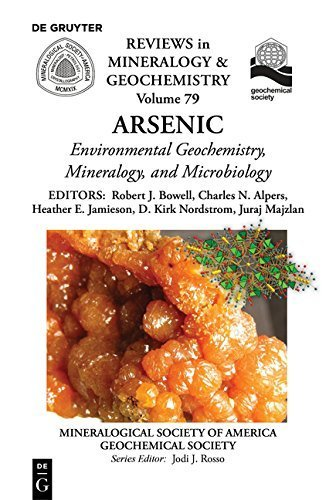 Arsenic: Environmental Geochemistry, Mineralogy, and Microbiology (Reviews in Mineralogy and Geochemistry) (2014-12-12)