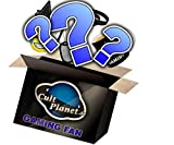 Cult Planet Surprise Box für Gaming Fans - Wundertüte mit aktuellen Fan Artikeln