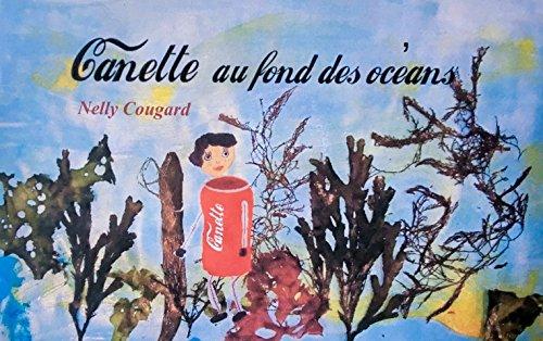 Couverture du livre Canette au fond des océans