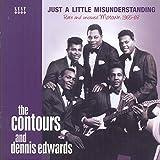Just A Little Misunderstanding ~ Rare And Unissued Motown 1965-68