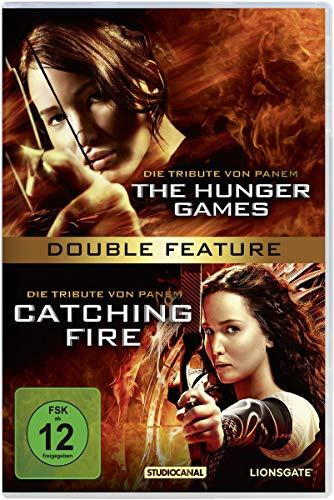 Die Tribute von Panem - The Hunger Games / Die Tribute von Panem - Catching Fire [2 DVDs] (Games Film Hunger)
