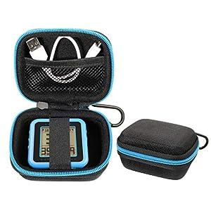 CaseSack Golf GPS Tasche für Bushnell Phontom Golf GPS, Neo Ghost Golf GPS, Garmin 010-01959-00 Approach G10, andere…