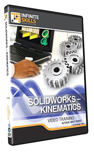 Infinite skills 5055197615150 Solidworks Kinematics Training