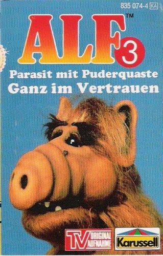 ALF (3) Parasit mit Puderquaste/Ganz im Vertrauen