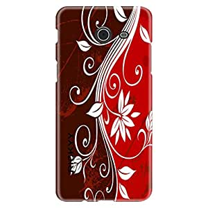 RICKYY Floratic design printed matte finish back case cover for Samsung Galaxy J5 (2017)