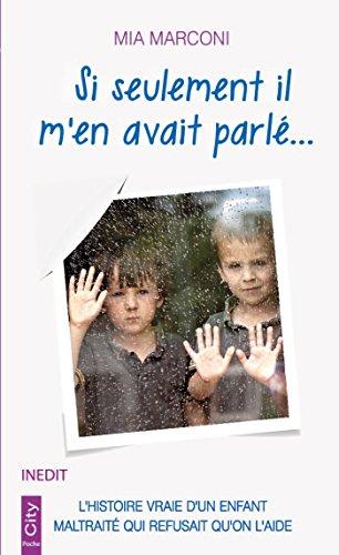 si-seulement-il-men-avait-parle-french-edition