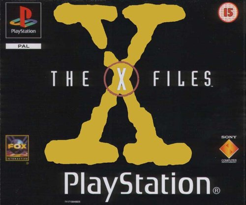 the-x-files-playstation-import-anglais