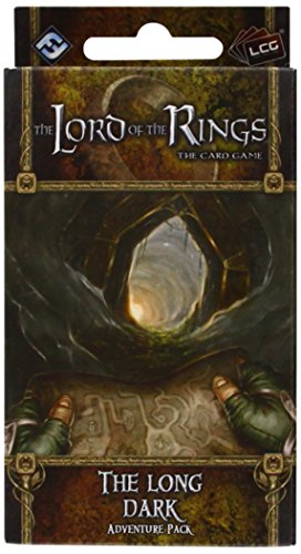 Lord of the Rings Lcg: The Long Dark Adventure Pack (Wrong Turn Spiele)