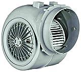 Ventilatore radiale AC doppio ingresso ventilatore centrifugo Alloggiamento in plastica