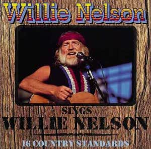 Sings Willie Nelson Amazon Co Uk Music