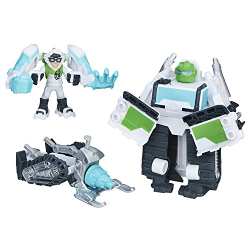 Transformers Playskool Heroes Rescue Bots Rescue Team - Artic Rescue Bolder