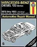 [Mercedes-Benz Diesel 123 Series, 1976 Thru 1985, 200D, 220D, 240D, 240TD, 300D, 300CD, 300TD] (By: Larry Warren) [published: September, 1988]